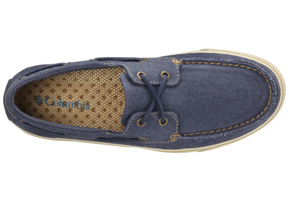 Columbia Vulc N Vent Boat Canvas Men S Shoes